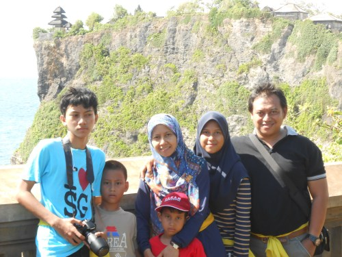family full @Uluwatu