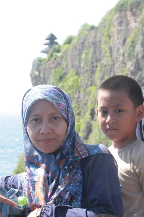 faris and Ibu