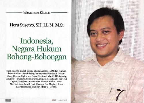 wawancara dgn majalah Sabili Mar 2013