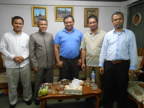 With Ust Abdullah Pohsa & Lukman2