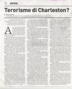 Terorisme di Charleston